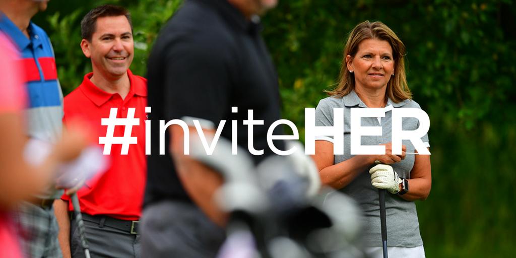 Women Golf | #inviteHER | Buffalo.Agency