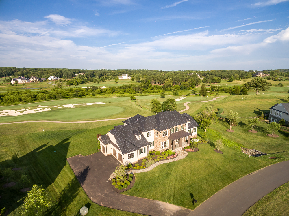 Creighton Farms Home on Golf Course