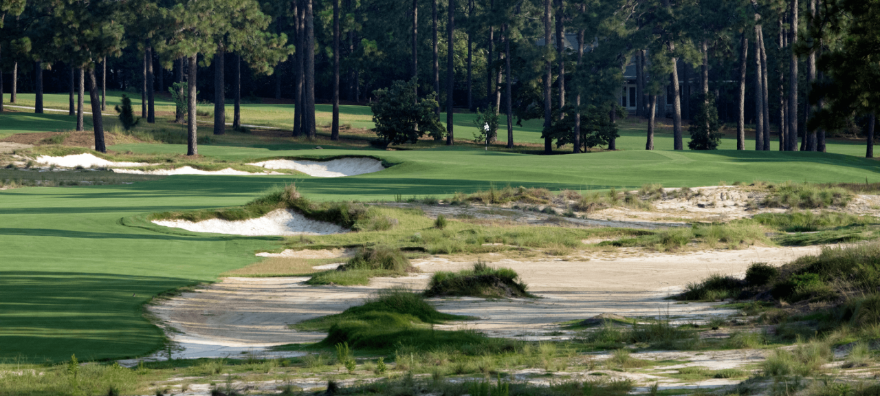 Pinehurst No.4 Hole 7 | Buffalo.Agency