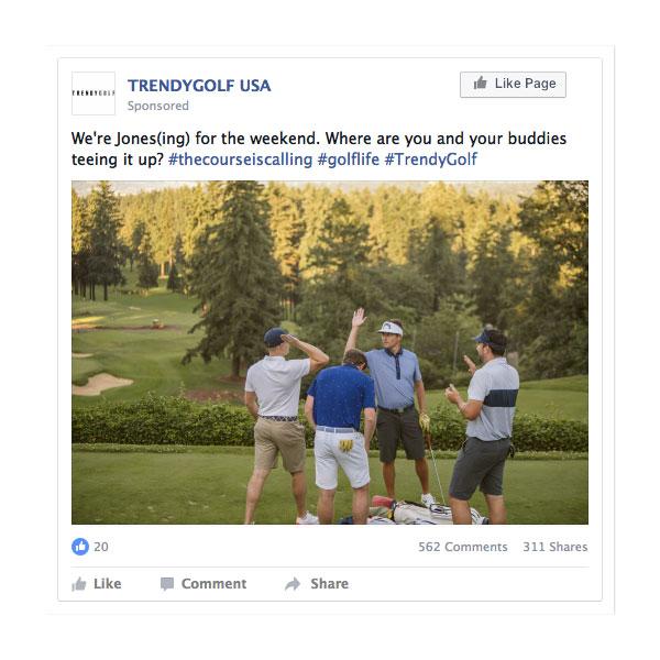 TrendySportsUSA Social Ad | Buffalo.Agency