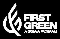 First Green Logo Redesign | Buffalo.Agency