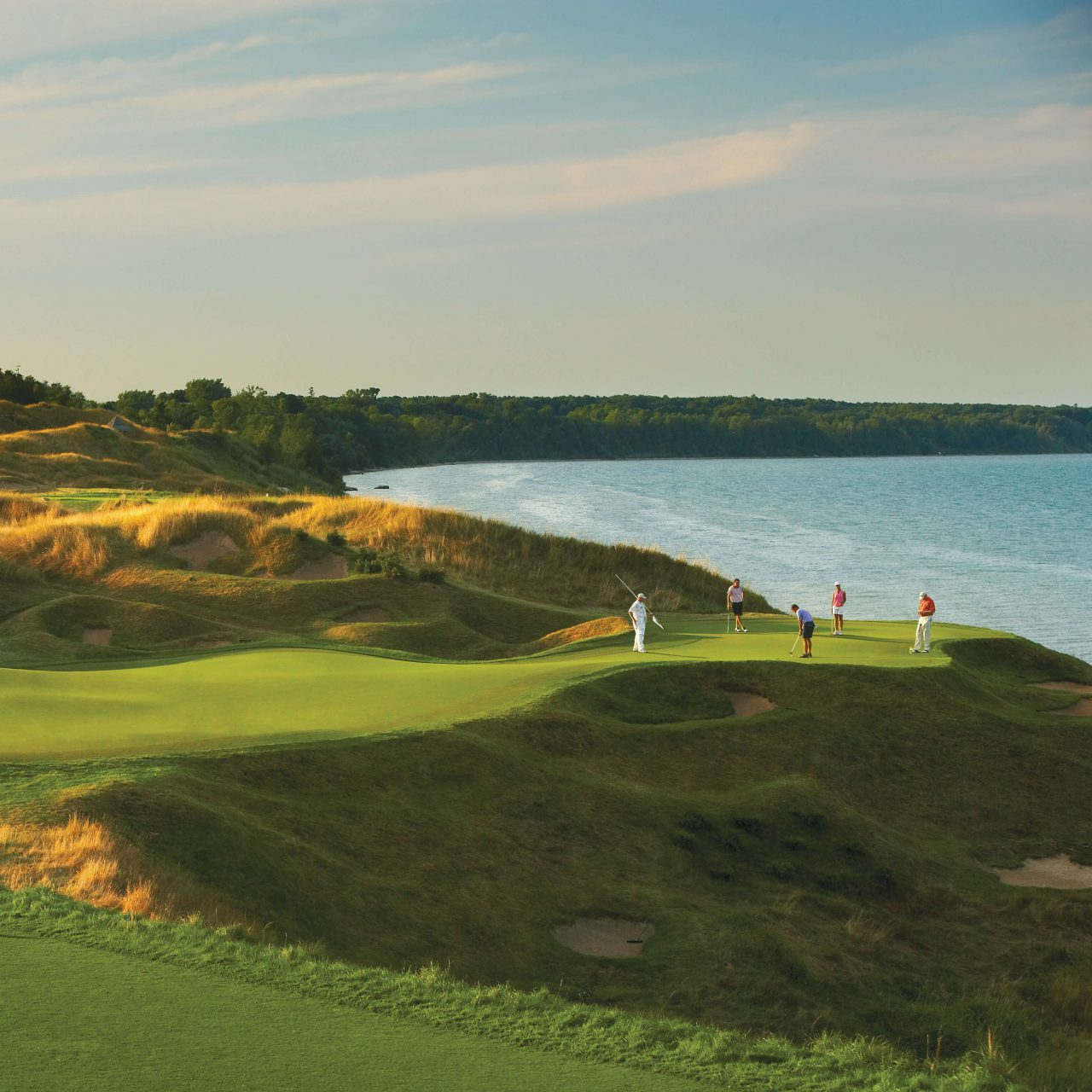 Destination Kohler Whistling Straits Hole 15