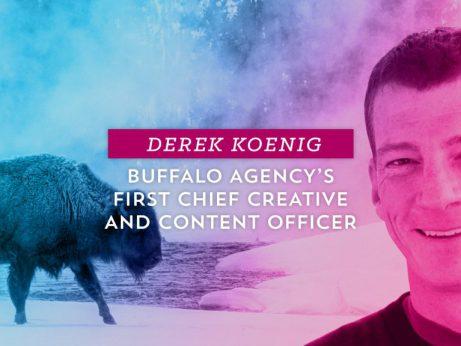 Buffalo Groupe |Derek Koenig Announcement