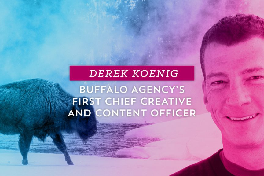 Buffalo Groupe |Derek Koenig Announcement