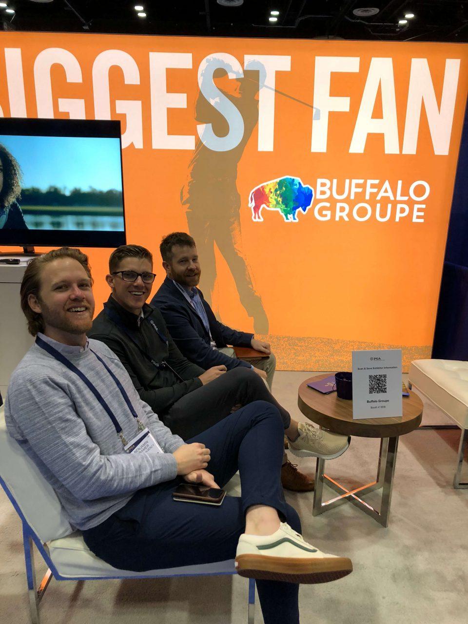 Buffalo Inspiration | Buffalo Agency | 2020 PGA Show | Buffalo Booth