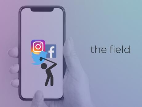 The Field | Golf Social Media Calendar | Buffalo Agency